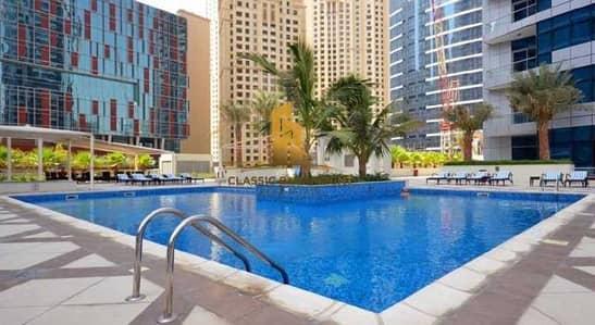 شقة 1 غرفة نوم للبيع في دبي مارينا، دبي - IMMACULATE  | FULL MARINA VIEW | FURNISHED