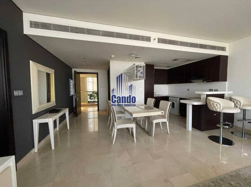 2 Fully Furnished & Luxurious One Bedroom in Sky Gardens