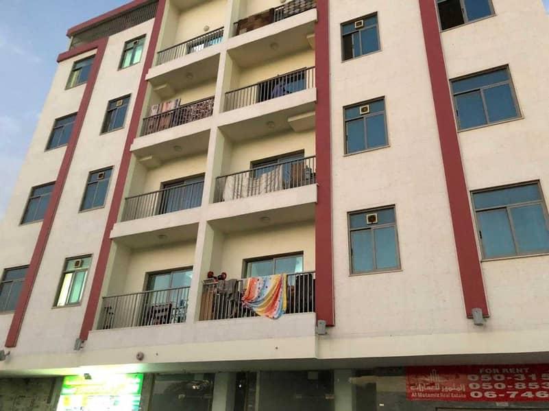 Two-bedroom apartment in large areas, Al Rashidiya, Emirate of Ajman