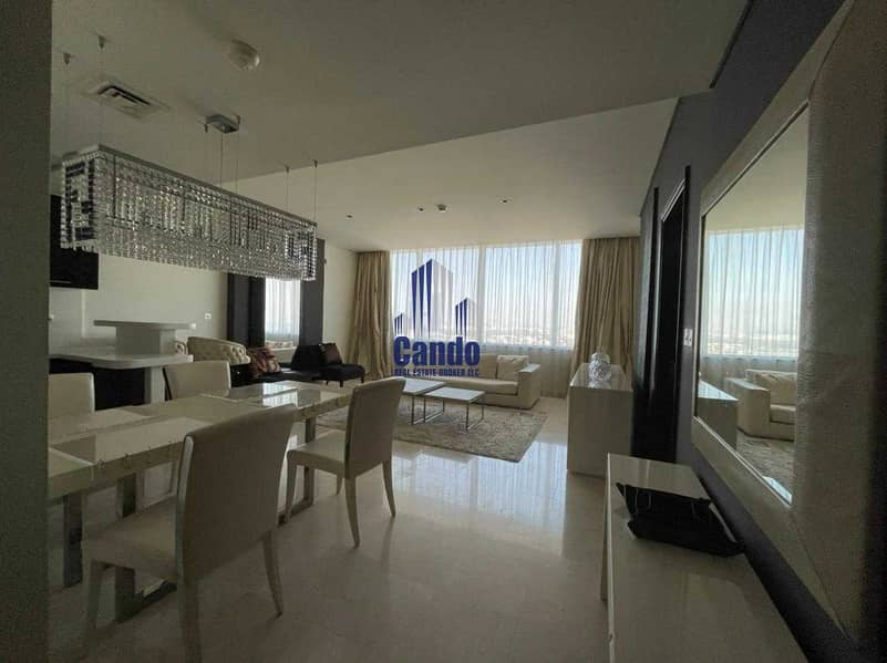15 Fully Furnished & Luxurious One Bedroom in Sky Gardens