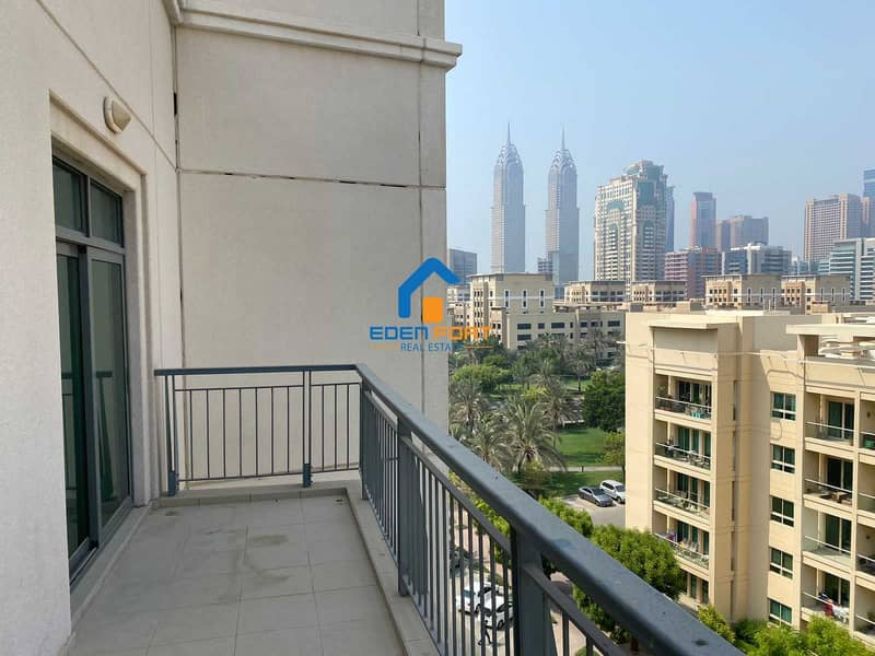 2 Nice & Large | 1 BHK | Open View | Arno Tower | Views