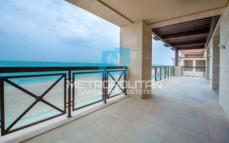 Full Sea View   Elegant Type 3C  Maid+Driver Room