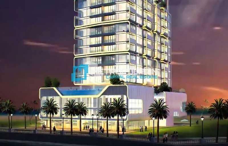 Brand New Iconic Waterfront Tower| Panoramic Views