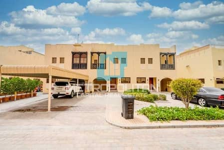 3 Bedroom Villa for Sale in Hydra Village, Abu Dhabi - Well Maintained | Courtyard | Friendly Community