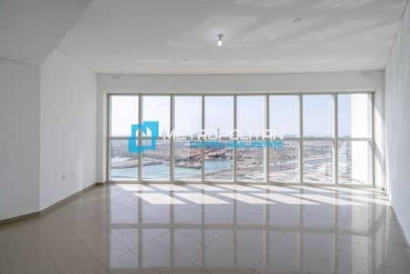 2 Bedroom Flat for Sale in Al Reem Island, Abu Dhabi - Amazing Sea View   Ample Layout   Nice Location