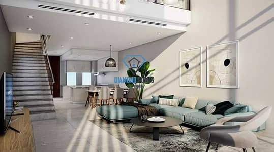 2 Bedroom Townhouse for Sale in Dubailand, Dubai - Hot Offer   2BR Loft Style   Luxurious Lay-out  