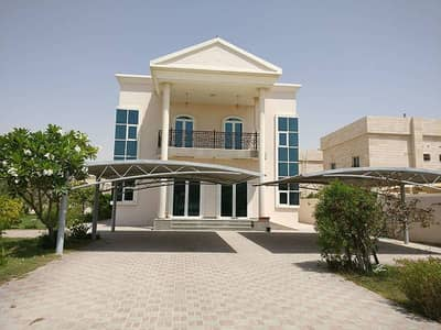 Spacious 5 B/R Villa with Matured Garden for Rent in Al Barsha 2
