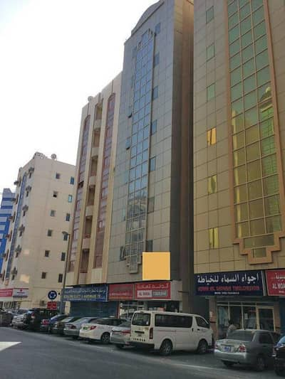 Studio for Rent in Al Nabba, Sharjah - Studios @ 12000 p. a. for Families / Executives near Mubarak Center at Al Nabba