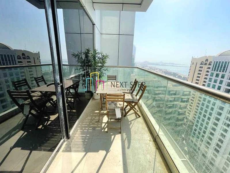 """""""Direct From Owner""""  Brand New 0% Commission 2BR with Balcony l Facilities l Parking"""