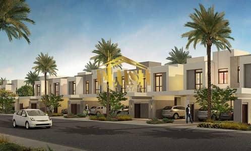 تاون هاوس 3 غرف نوم للبيع في تاون سكوير، دبي - Gated Community | Safe Haven | Urban Amenities