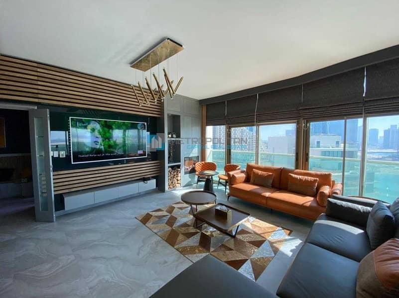 شقة في بيتش تاور A أبراج الشاطئ شمس أبوظبي جزيرة الريم 3 غرف 2700000 درهم - 5374810