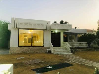 3 Bedroom Villa for Rent in Al Rashidiya, Dubai - SPACIOUS 3 BED ROOM INDEPENDENT VILLA WITH BIG GARDEN AND MULHAQ READY TO MOVE INN 140K
