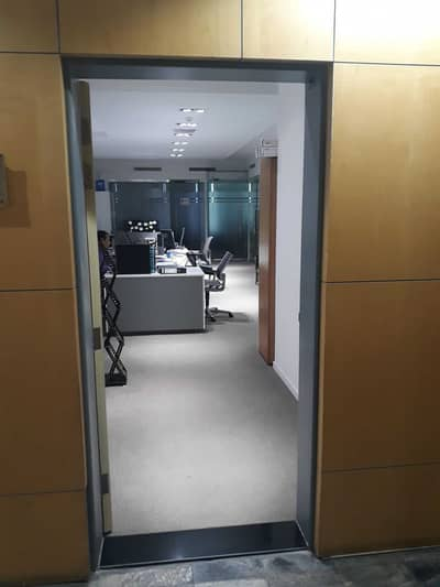 Office for Rent in Al Quoz, Dubai - fully furnished and partition office on sheikh Zayed Road