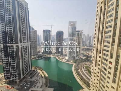 2 Bedroom Apartment for Rent in Jumeirah Lake Towers (JLT), Dubai - Unfurnished | Spacious | Bright
