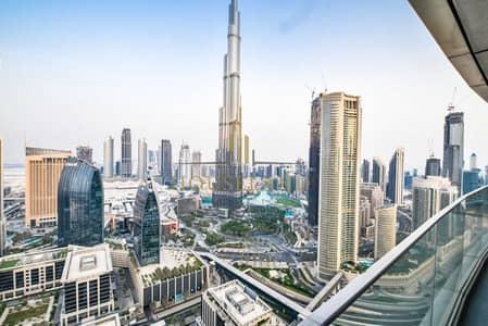2 Bedroom Hotel Apartment for Rent in Downtown Dubai, Dubai - BURJ KHALIFA | HIGH END | 2 BR | BILLS INCLUDED