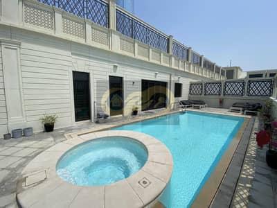 2 Bedroom Penthouse for Sale in Culture Village, Dubai - Duplex Penthouse I Private Swimming Pool I Terrace I Balcony,