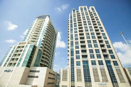 1 Bedroom Flat for Rent in Business Bay, Dubai - Ready to Move in 1 BHK With Terrace  in Hamilton Residency