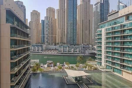 2 Bedroom Flat for Rent in Dubai Marina, Dubai - Spacious 2bhk - 2 parking spots - Rent -