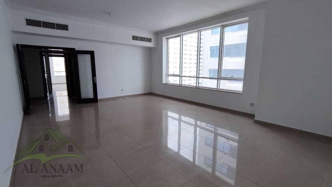 Excellent 2 bedrooms  with maids room at AL NAJDA