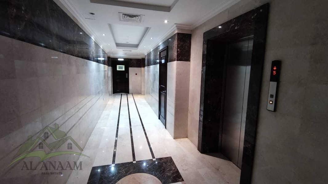 14 Excellent 2 bedrooms  with maids room at AL NAJDA