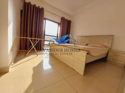Studio for Rent in Tourist Club Area (TCA), Abu Dhabi - Monthly 3200! Furnished Excellent Studio Apartment with Water Electricity Free at Tourist Club Area