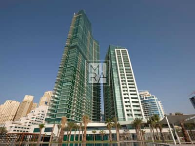 2 Bedroom Apartment for Sale in Jumeirah Beach Residence (JBR), Dubai - Prominently Located in JBR beachfront | Luxurious Lifestyle | 2 Bedroom Apartment