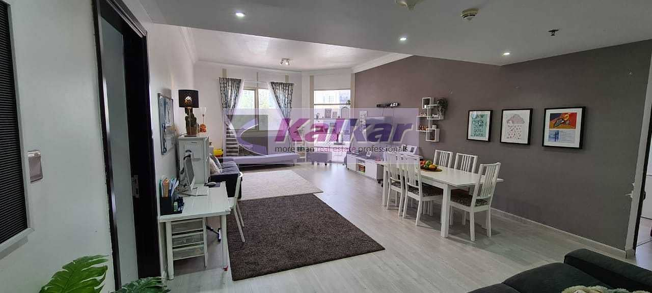 Spacious 2 Bedroom | Maids Room | Vacant on transfer | Good Condition