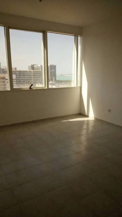 1 B/R C.A/C, C.Gas Flat with Good Finishing Walking Distance to Corniche in Khalidiya