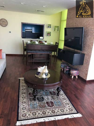 2 Bedroom Apartment for Sale in Jumeirah Village Triangle (JVT), Dubai - 2BR Luxury Furnished Apartment Designed Like A Hotel Apartment