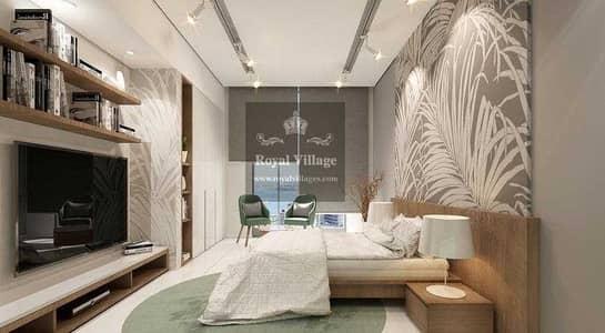 1 Bedroom Flat for Sale in Wadi Al Safa 2, Dubai - Furnished 1B/R in Blue Wave Project