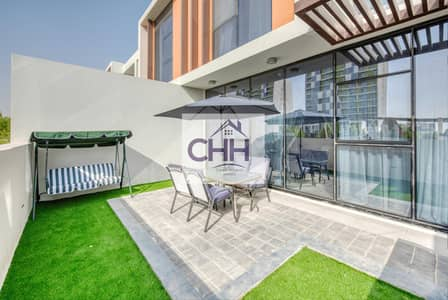 2 Bedroom Townhouse for Rent in Dubai South, Dubai - Very Elegance and New Townhouse in The Pulse close to Expo Dubai