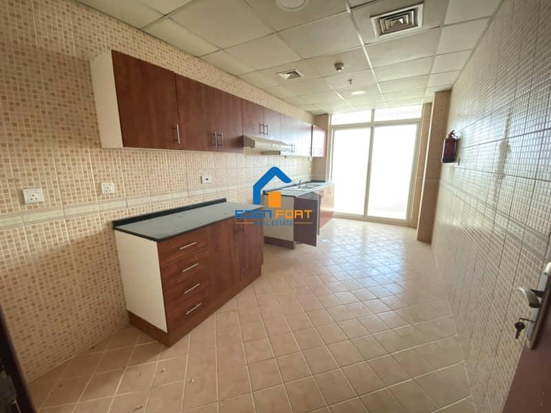 2 Huge Chiller Free 2 bedroom Unfurnished Apartment . . . .