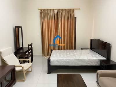 Studio for Rent in Dubai Sports City, Dubai - Fully Furnished Studio Flat Available On Monthly