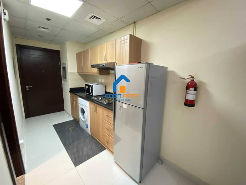2 Fully Furnished Studio Flat Available On Monthly