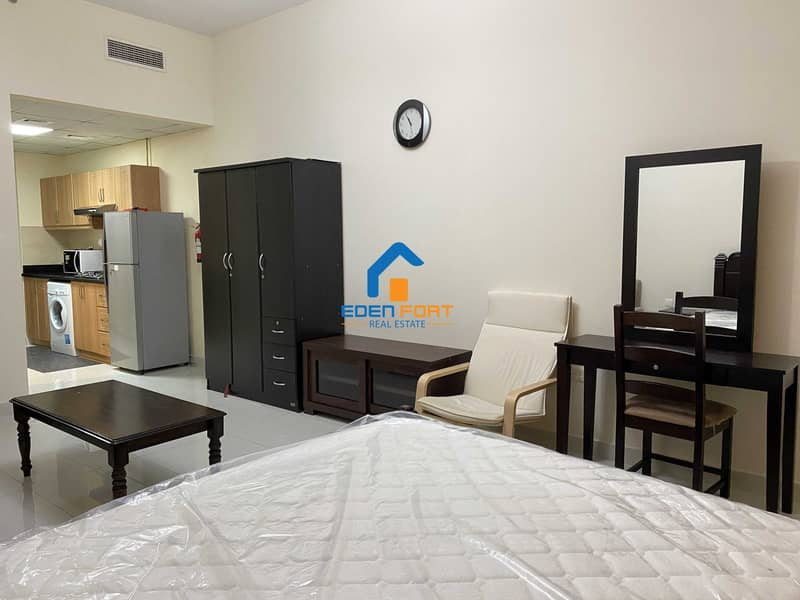 10 Fully Furnished Studio Flat Available On Monthly
