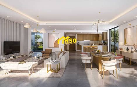 4 Bedroom Villa for Sale in Yas Island, Abu Dhabi - which includes the installment
