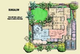 Bungalow Floor Plan