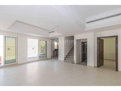 4 Bedroom Townhouse for Sale in Dubai Sports City, Dubai - End Unit Townhouse in Fantastic Location on Park