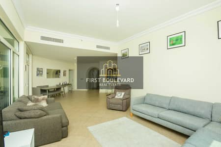 3 Bedroom Apartment for Rent in Palm Jumeirah, Dubai - Spacious 3 Bedroom Apartment For Rent in Al Anbara