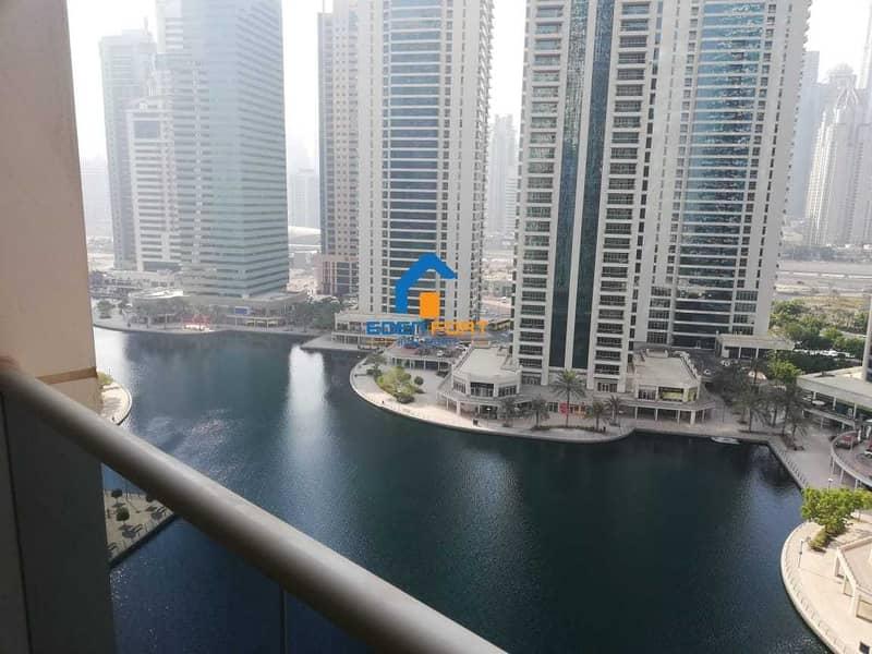2 BHK + Maid | Lake View | Mid Floor | Balcony