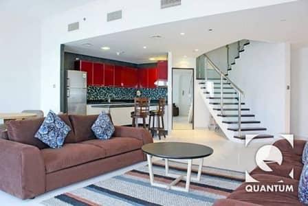2 BR Duplex | Marina View | High Floor
