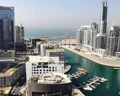 شقة في برج مانشستر دبي مارينا 2 غرف 950000 درهم - 5375882