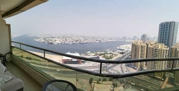 شقة في أبراج الهورايزون عجمان وسط المدينة 2 غرف 355000 درهم - 5375893