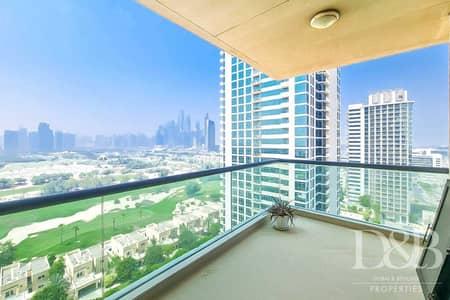 فلیٹ 2 غرفة نوم للبيع في ذا فيوز، دبي - Large 2 Bed   Exclusive   Rented