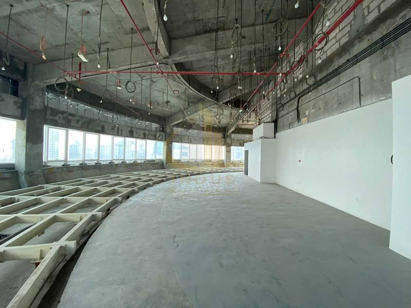 Whole Floor Commercial Space | Fortune Tower JLT