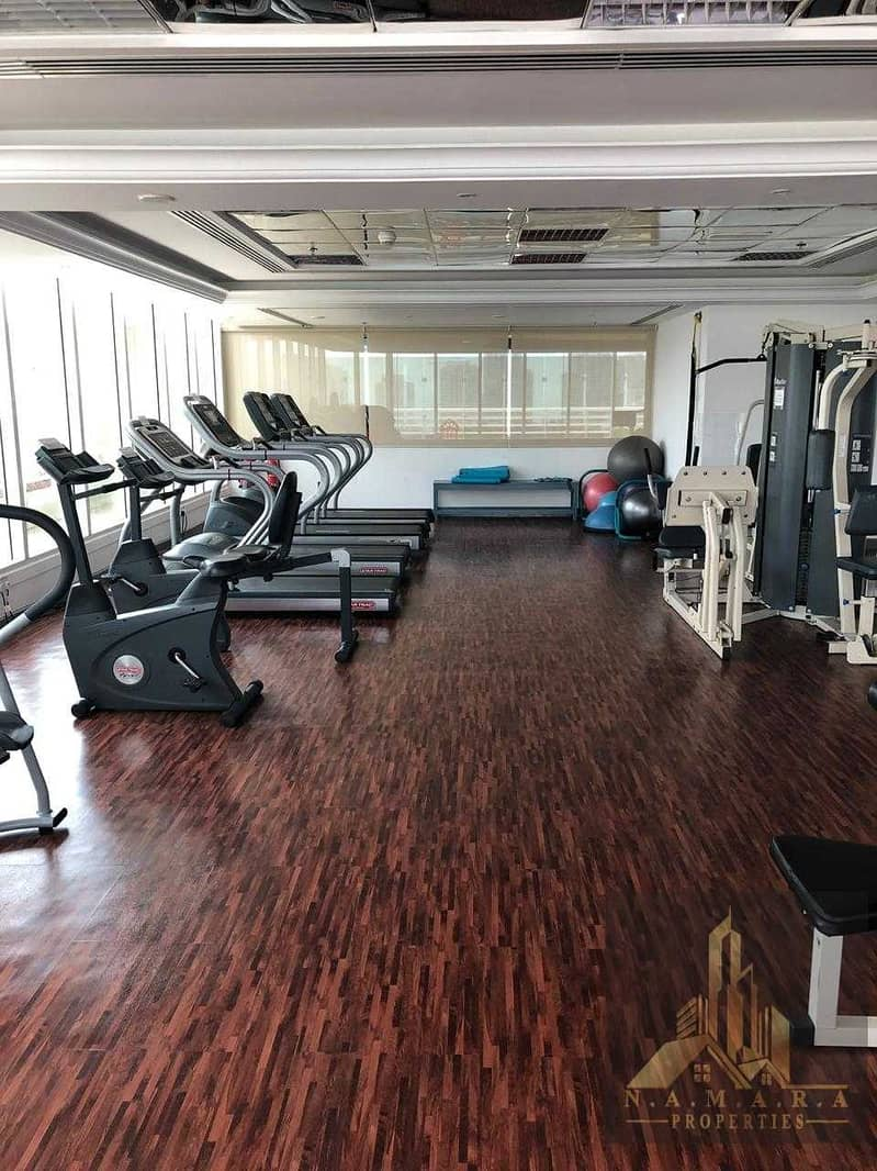 10 1 Bed Room  Huge Layout With Balcony / Near Metro / Only AED 58K