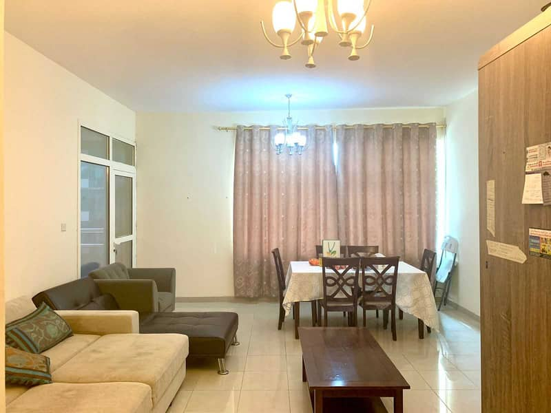 21K for 1BHK with Parking and Furnished