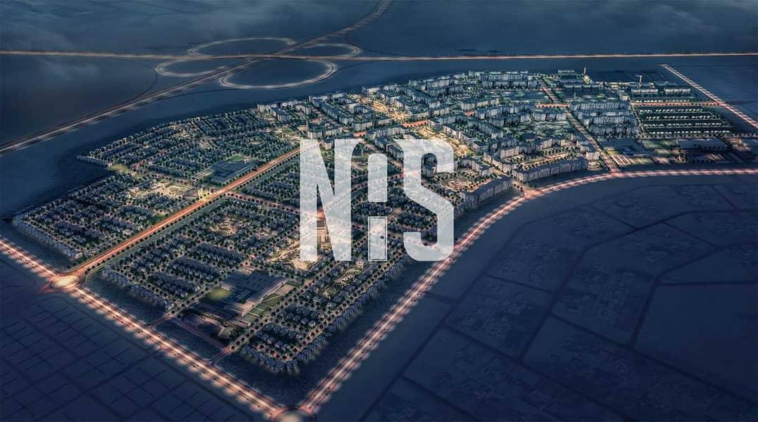 Huge Residental Plot for All Nationalites in Al Reeman .