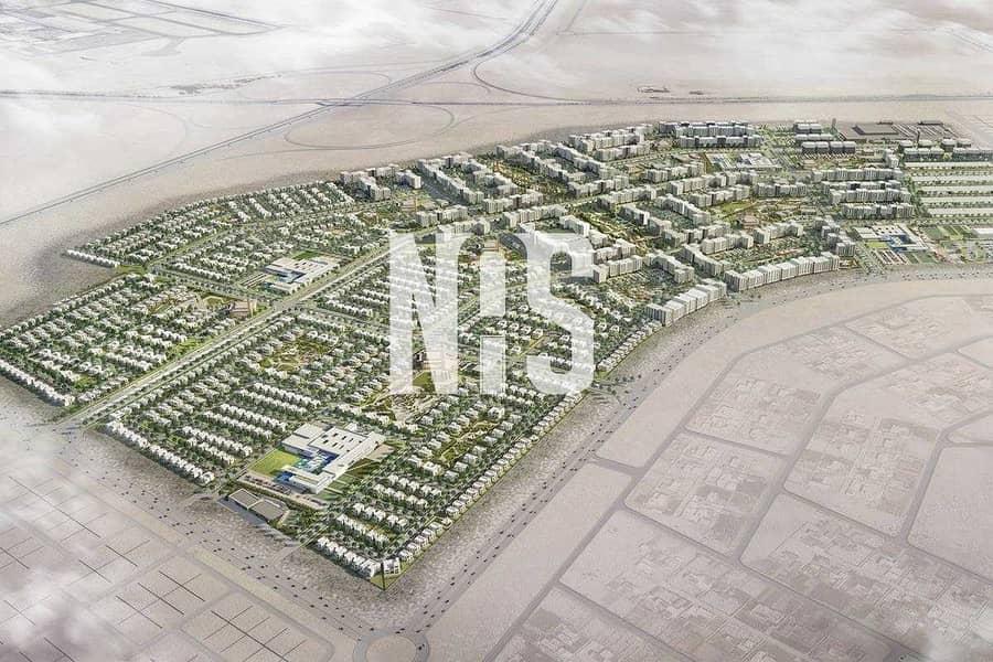2 Huge Residental Plot for All Nationalites in Al Reeman .