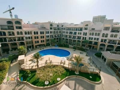 فلیٹ 2 غرفة نوم للايجار في قرية جميرا الدائرية، دبي - Multiple CHQs| Vacant | Circle Mall in 2 min